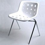 njiric+ donate a chair for the ORIS House of Architecture